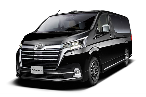"Toyota to Unveil New Model ""Granace"" in Japan"