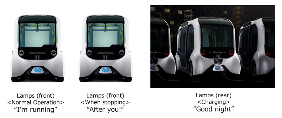 "e-Palette ""Tokyo 2020 Version"""