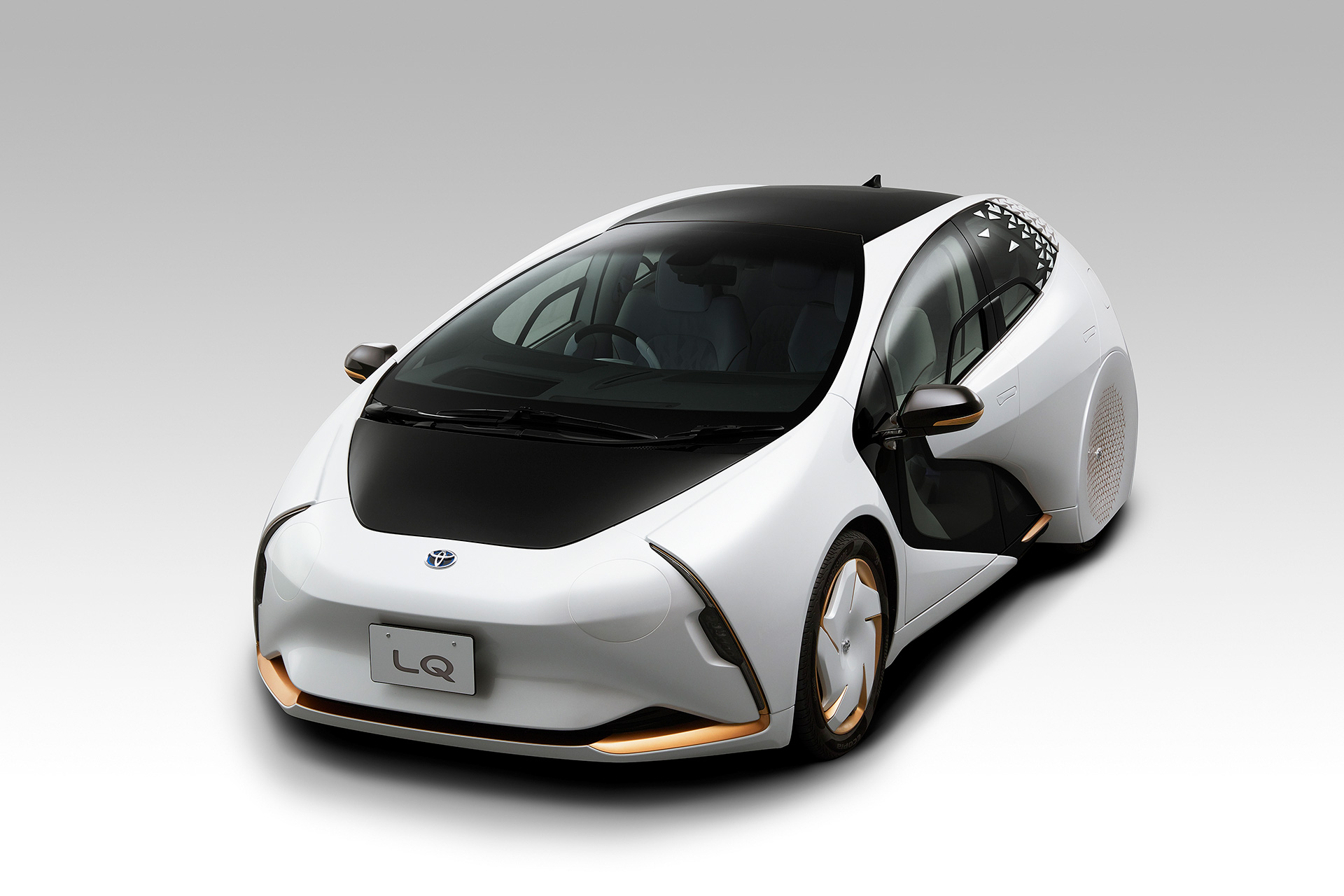 Toyota S New Lq Wants To Build An Emotional Bond With Its Driver Corporate Global Newsroom Toyota Motor Corporation Official Global Website