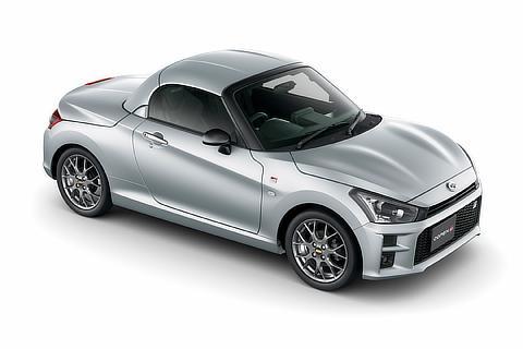 GR SPORT(5MT)Dラッピング(カーボン調成型PVC貼付)(シルバー)<オプション装着車>