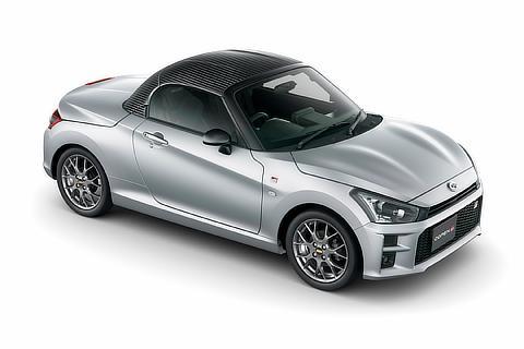 GR SPORT(5MT)Dラッピング(カーボン調成型PVC貼付)(ブラック)<オプション装着車>