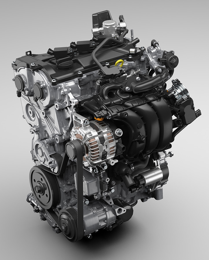 1.5-liter Dynamic Force Engine
