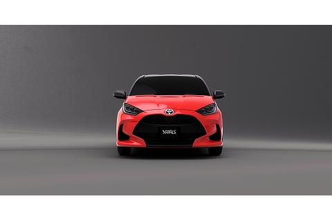All-new Yaris (prototype)