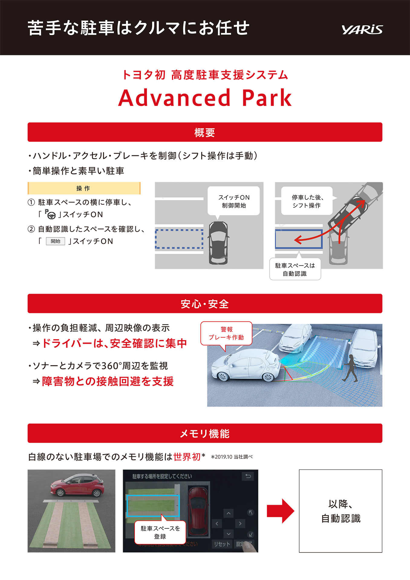 Advanced park
