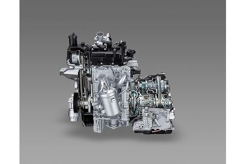 1.0-liter Engine & Super CVT-I