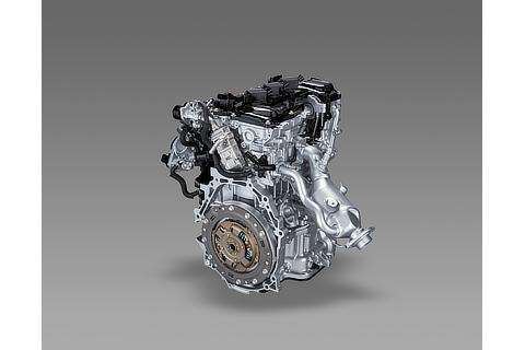 Hybrid TNGA 1.5-liter Dynamic Force Engine