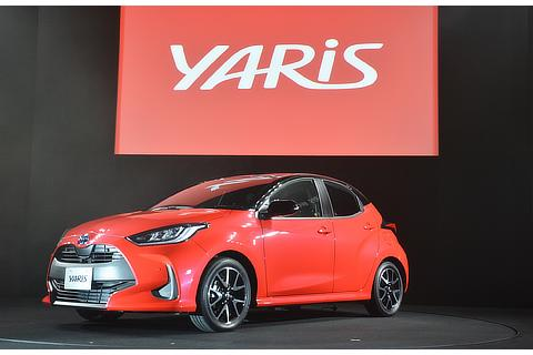 Yaris World Premiere