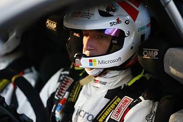 【ドライバー】クリス・ミーク 2019 WRC Round 13 Rally de España