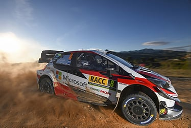 2019 WRC Round 13 Rally de España
