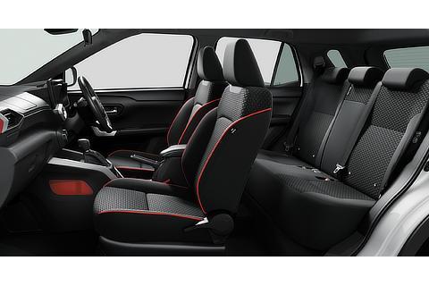Z(2WD)(内装色 : ブラック)<オプション装着車>