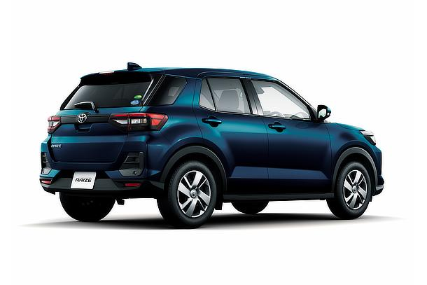 Toyota Launches The New Raize In Japan Toyota Global Newsroom Toyota Motor Corporation Official Global Website