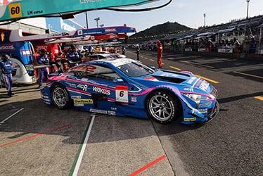 SUPER GT 第8戦 MOTEGI GT 250km RACE