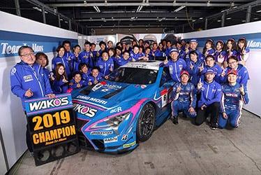 【チーム】LEXUS TEAM LEMANS WAKO'S SUPER GT 第8戦 MOTEGI GT 250km RACE