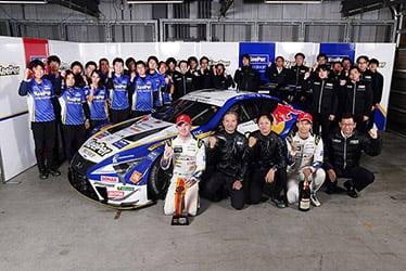【チーム】LEXUS TEAM KeePer TOM'S SUPER GT 第8戦 MOTEGI GT 250km RACE