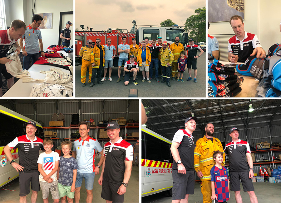 Rally Australia 2019 - WRC Charity Events