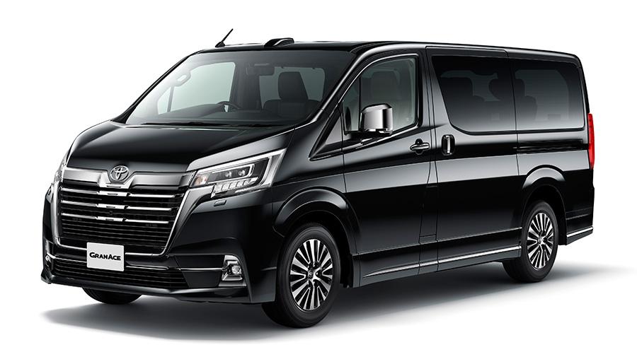 Premium(3列シート6人乗り)