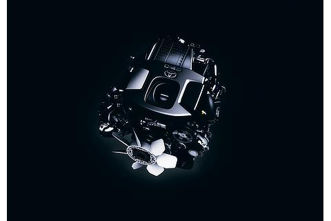 2.8L 直列4気筒ディーゼルターボエンジン