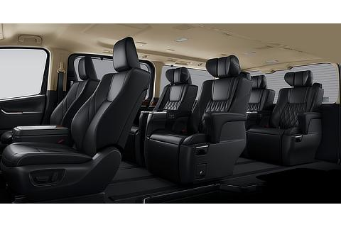 Interior color (Black Seat Fromage Roof)