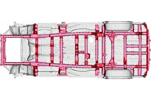 ストレートラダー構造