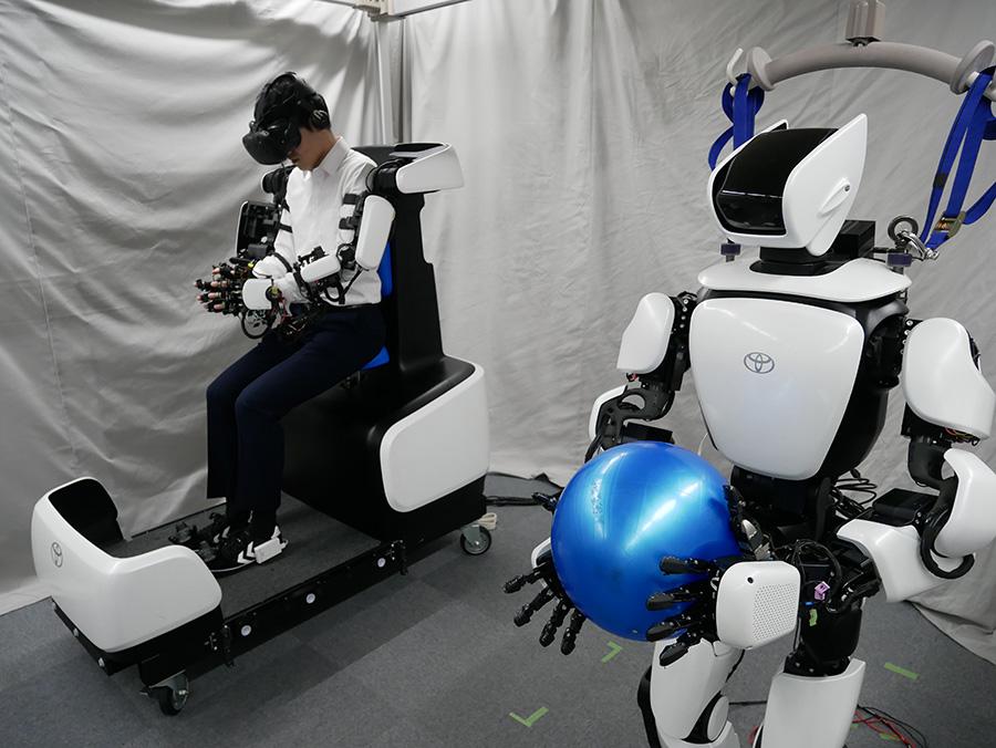 T-HR3開発ストーリー