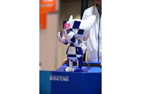 2019国際ロボット展 トヨタブース