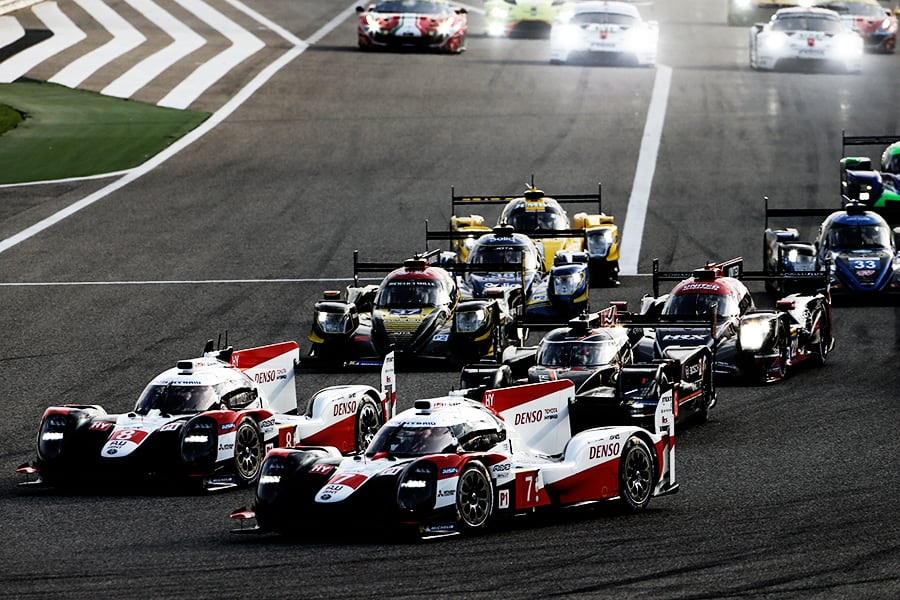 2019-20 WEC Round 4 8 Hours of Bahrain