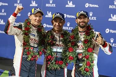 【ドライバー】マイク・コンウェイ/小林 可夢偉/ホセ・マリア・ロペス 2019-20 WEC Round 4 8 Hours of Bahrain