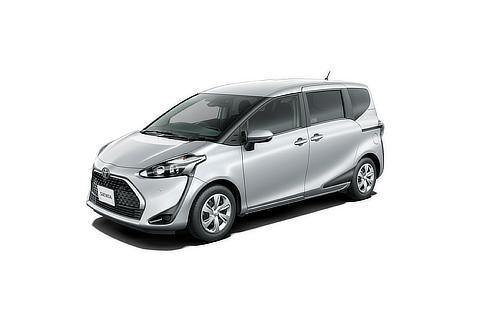 """特別仕様車 FUNBASE G""""Safety Edition""""(ガソリン車)(シルバーメタリック)"""