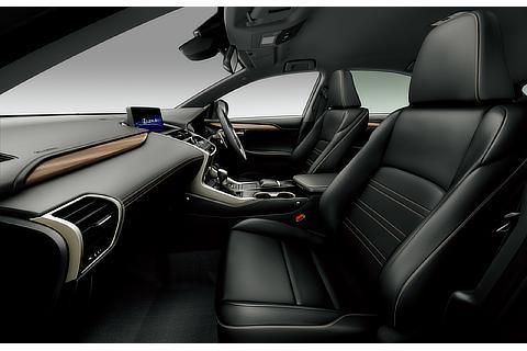 """NX300 特別仕様車""""Bronze Edition""""(インテリアカラー : ブラック)<オプション装着車>"""