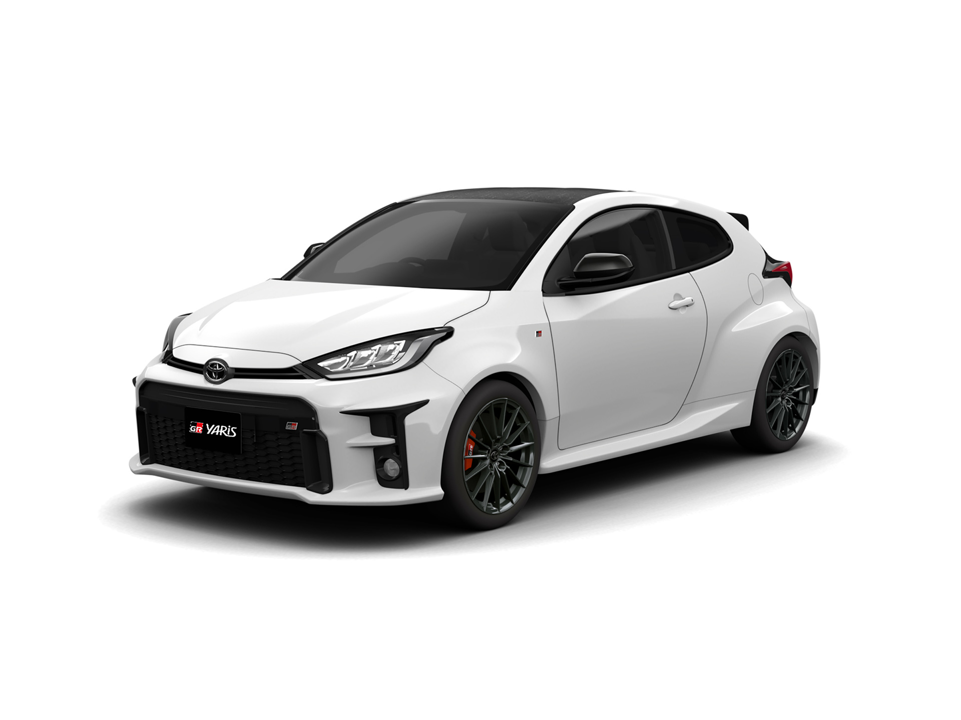 """Toyota Premieres GR YarisToyota Now Accepting Pre-orders for the Special-edition RZ """"First Edition"""" and Special-edition RZ """"High-performance First Edition"""" - Image 1"""