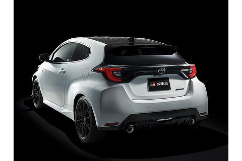 "GR Yaris Special-edition RZ ""High-performance First Edition"""