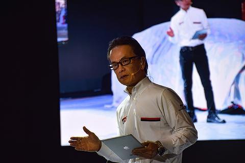 【GAZOO Racing Company President】友山 茂樹