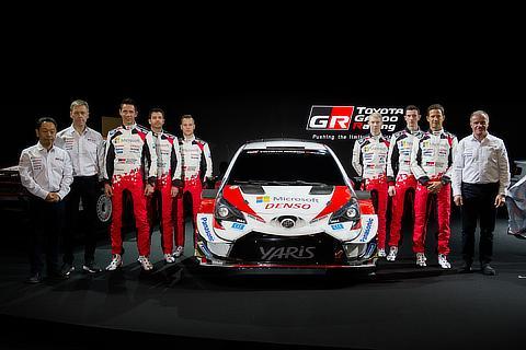 TOYOTA GAZOO Racing World Rally Team