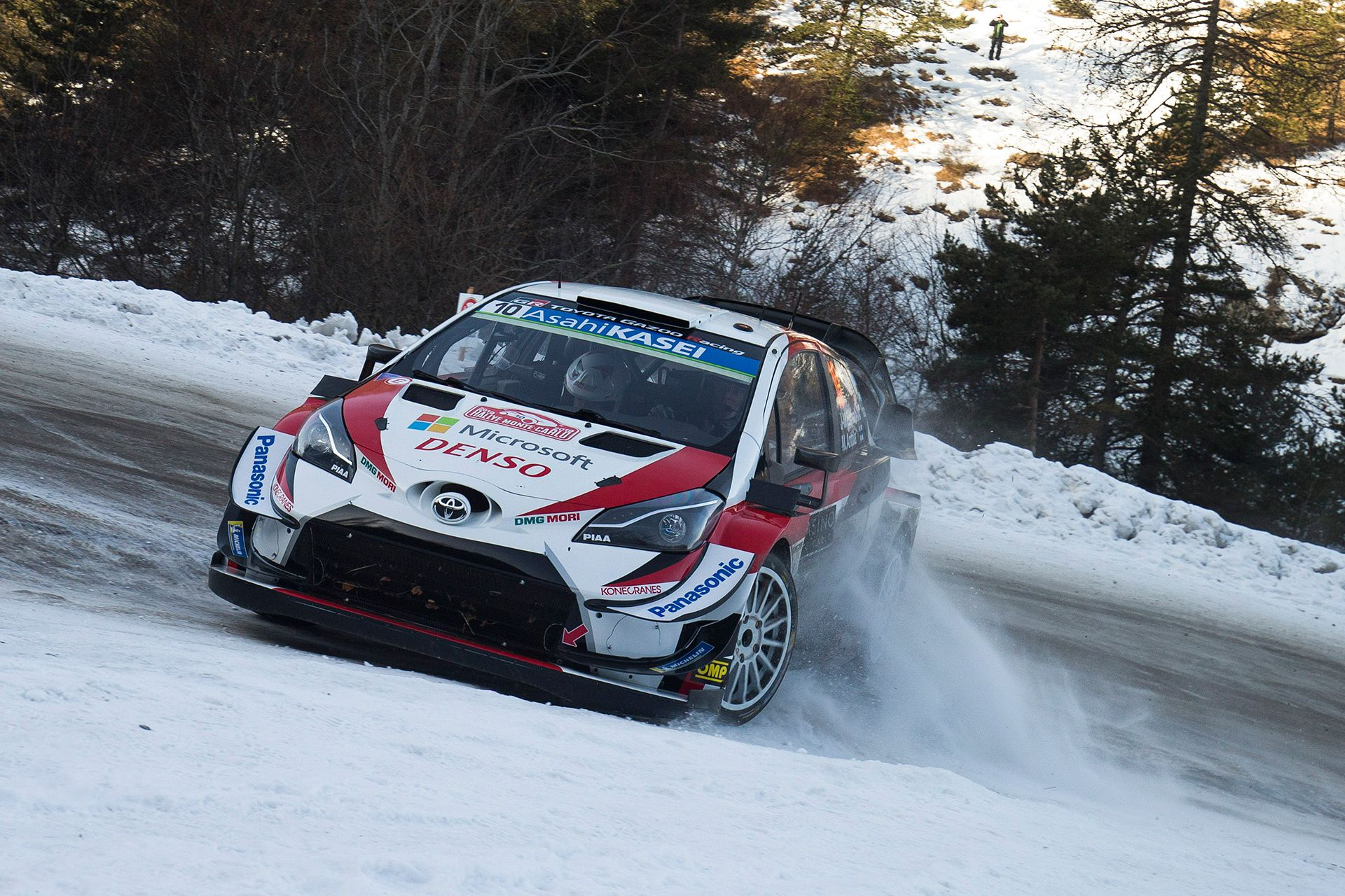 Rallye Monte Carlo: PreviewToyota Yaris WRC trio start a new chapter with a classic challenge - Image 1