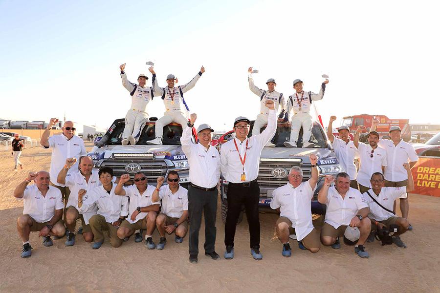 Team Land Cruiser Toyota Auto Body