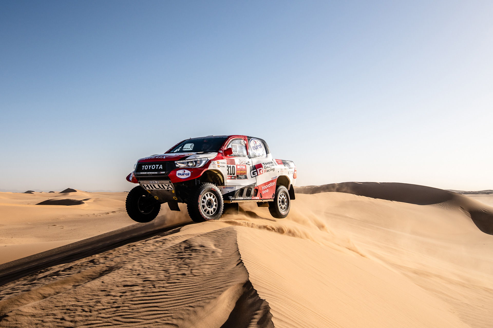 Comment from President Akio Toyoda Concerning the Outcome of the 2020 Dakar Rally - Image 3