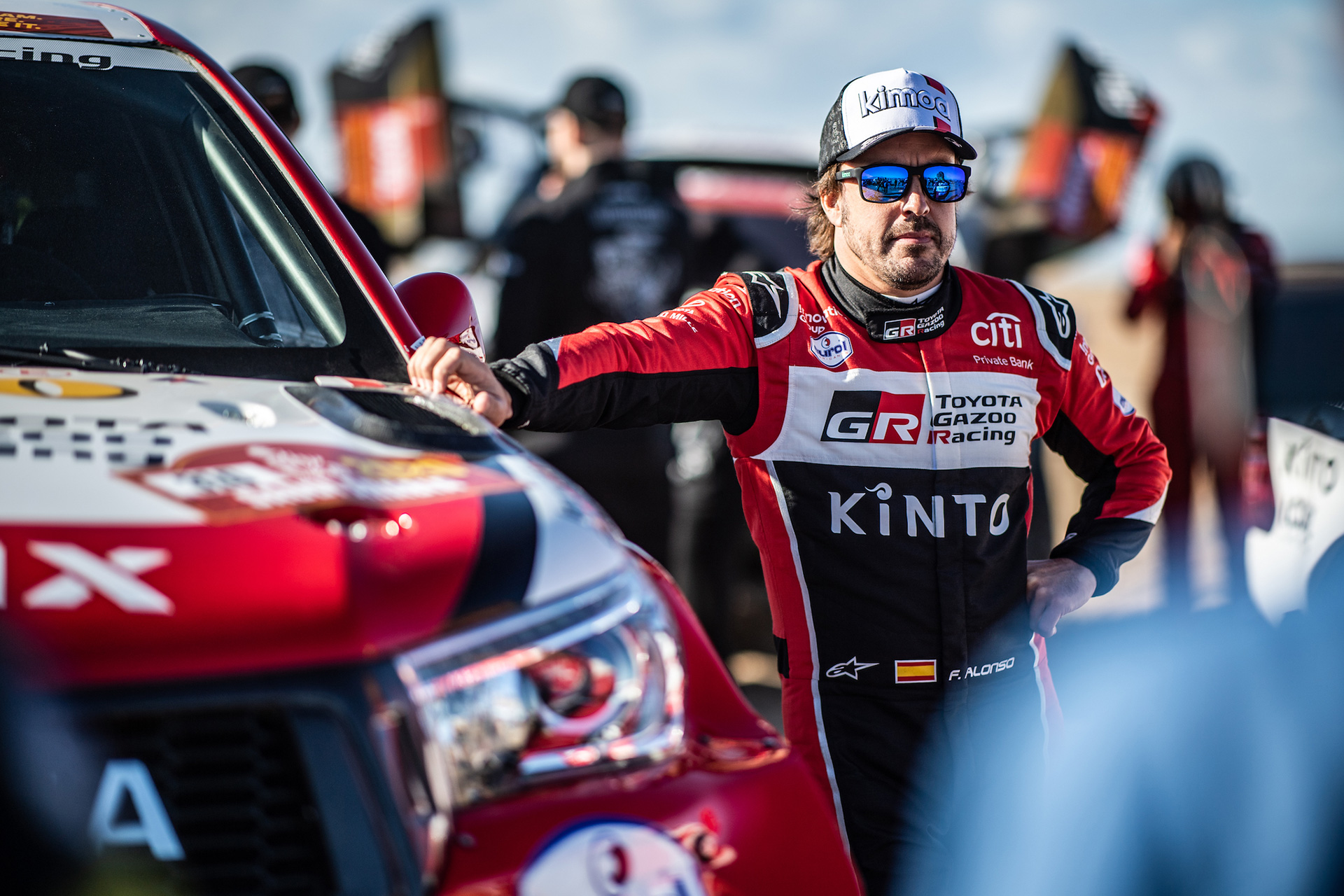 Comment from President Akio Toyoda Concerning the Outcome of the 2020 Dakar Rally - Image 2