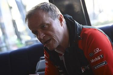 【チーム代表】トミ・マキネン 2020 WRC Round 1 Rallye Monte-Carlo