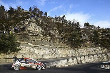 2020 WRC Round 1 Rallye Monte-Carlo