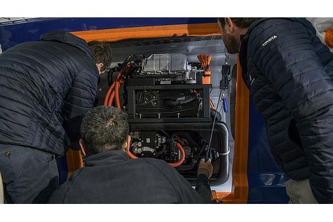 Fuel Cell Integration