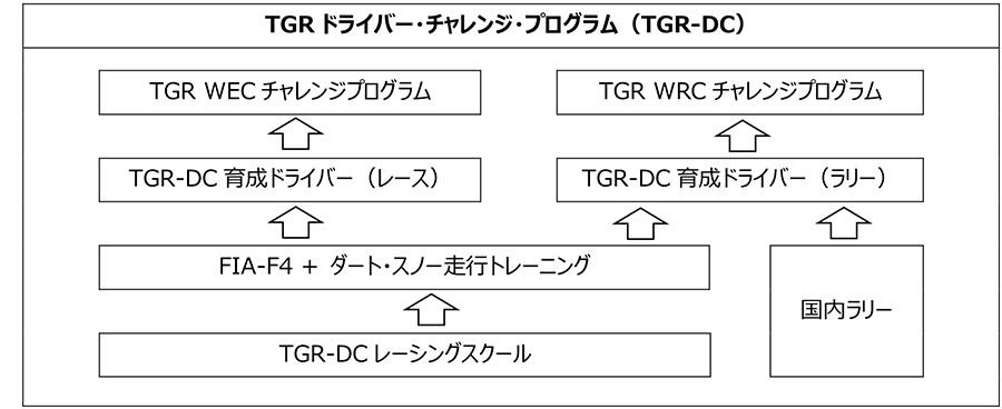 TGR-DCの全体像