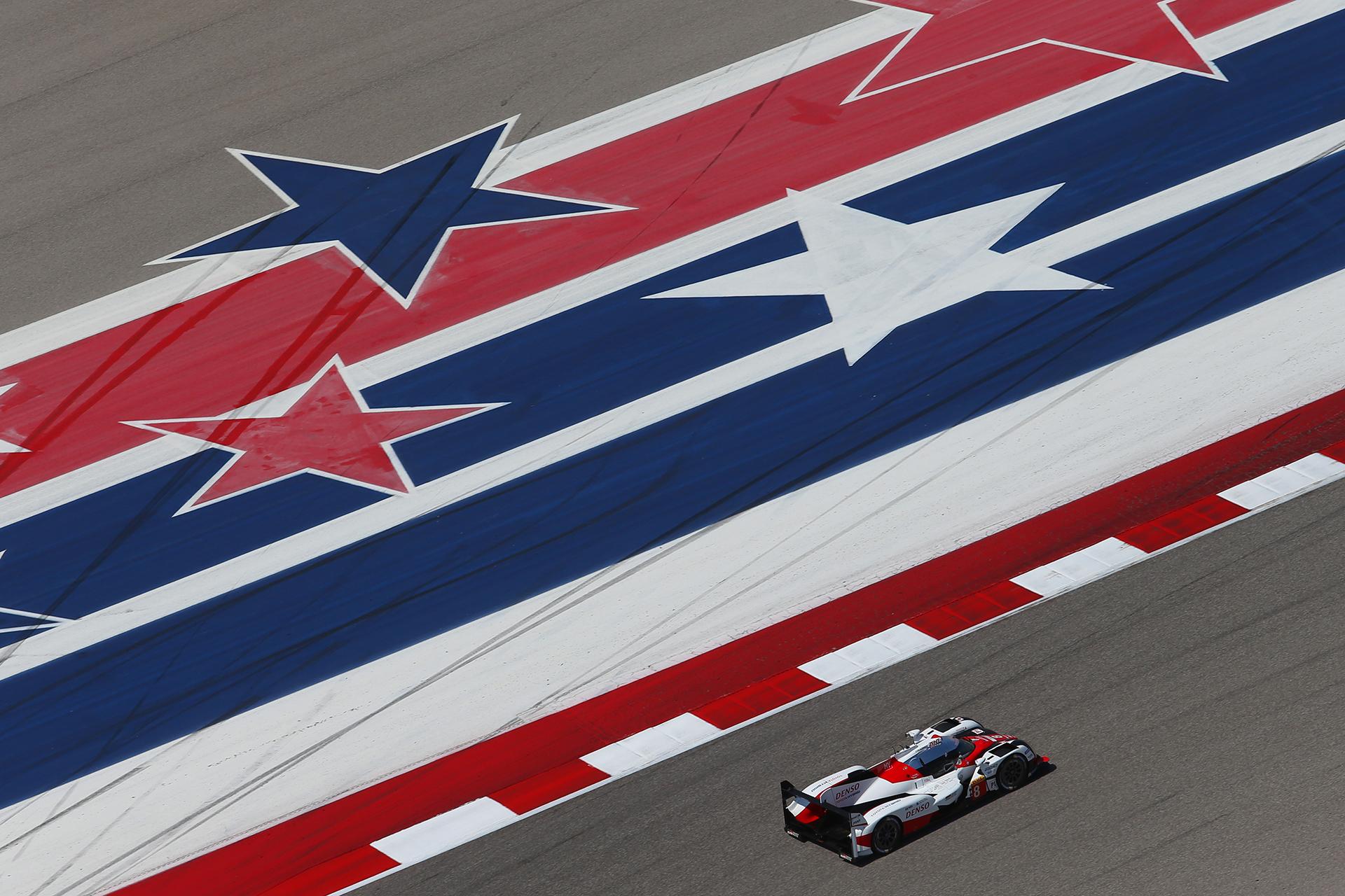 2020 Kicks Off in Texas for TOYOTA GAZOO Racing - Image 1