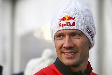 【ドライバー】セバスチャン・オジエ 2020 WRC Round 2 Rally Sweden