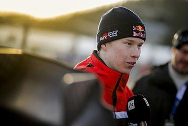 【ドライバー】カッレ・ロバンペラ 2020 WRC Round 2 Rally Sweden