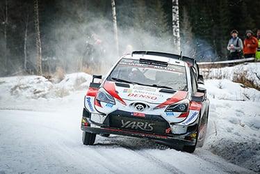 2020 WRC Round 2 Rally Sweden