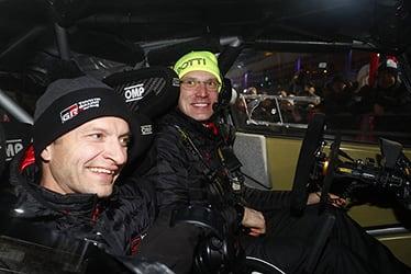 ヤリ-マティ・ラトバラ/ユホ・ハンニネン 2020 WRC Round 2 Rally Sweden