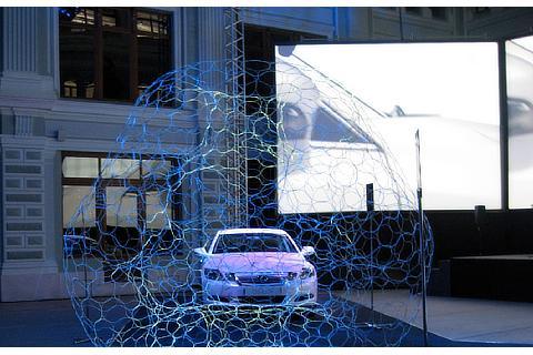 Lexus Hybrid Art