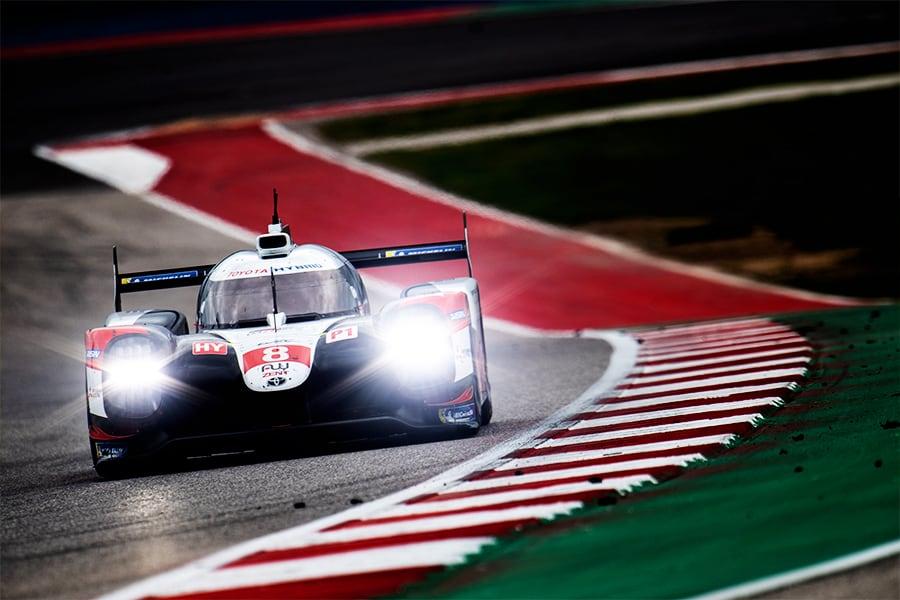 2019-20 WEC Round 5 Lone Star Le Mans