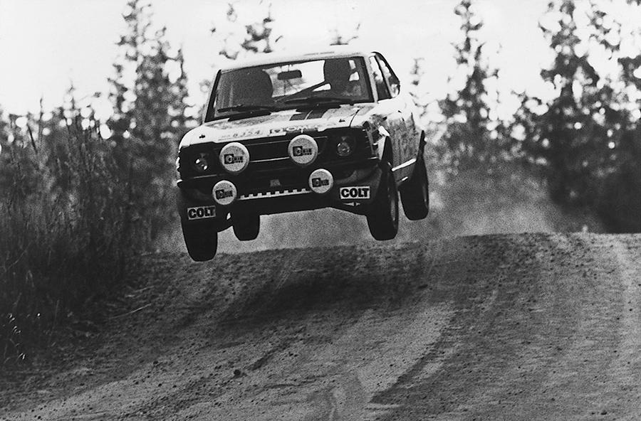 1975年フィンランド1000湖ラリー
