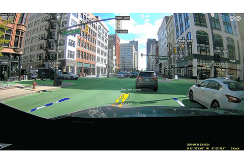 Urban street-level object detection